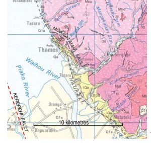 proximity-of-kerepehi-fault-to-thames-geology