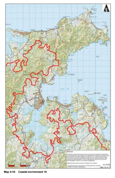 Coastal environment WRC RPS