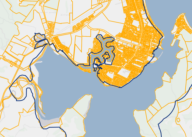 Coastal environment