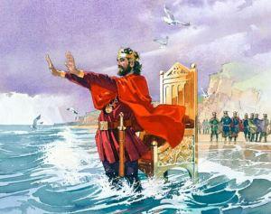 King Kanute
