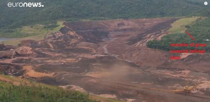 brasil dam collapse jan 2019