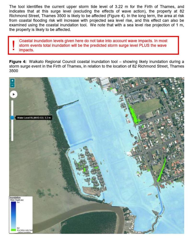 wrc flodd map from haz assess