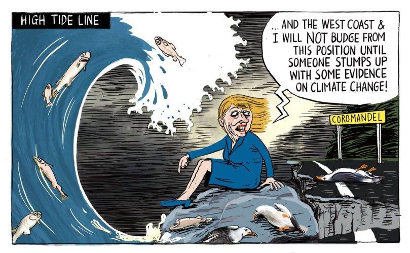 Goudie cartoon