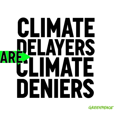 climate delayers
