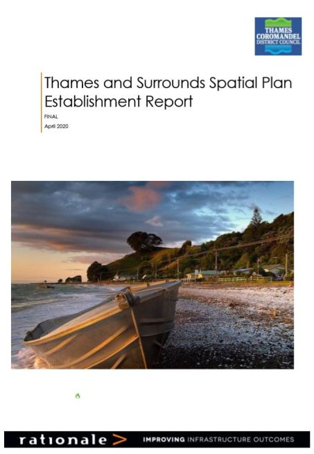 spatial plan cover